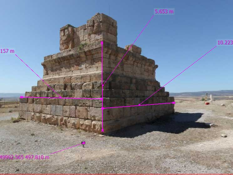 rilievi di archeologia