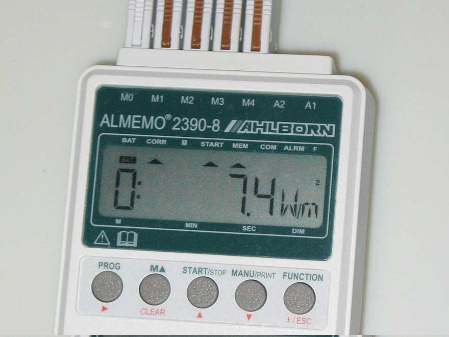 Misurazioni termiche