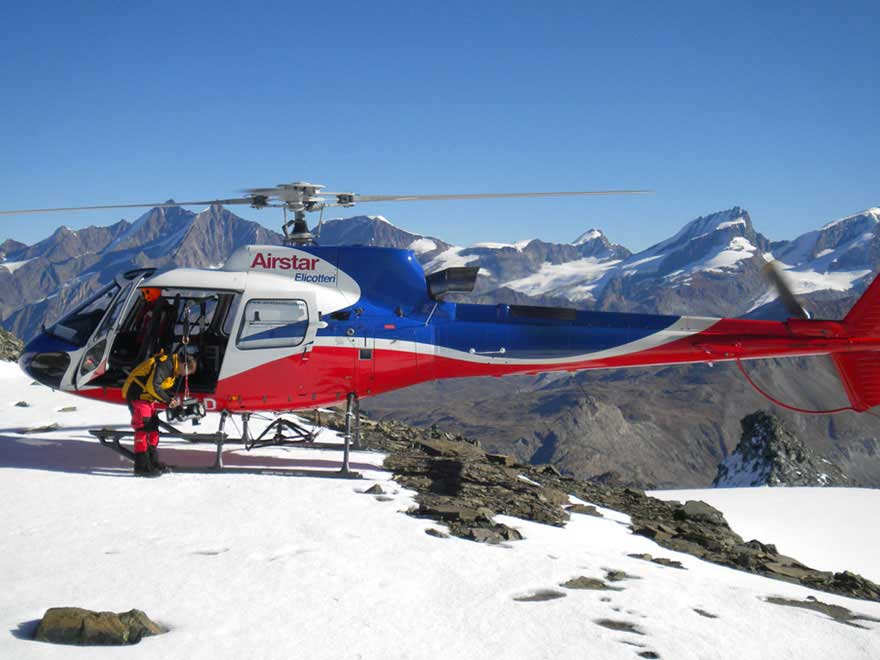 Lidar aereo - Geoworks