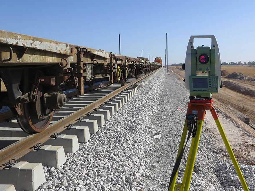 Misurazioni ferroviarie Geoworks