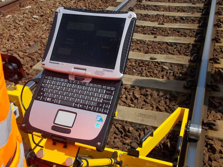 Misure ferroviarie - Geoworks