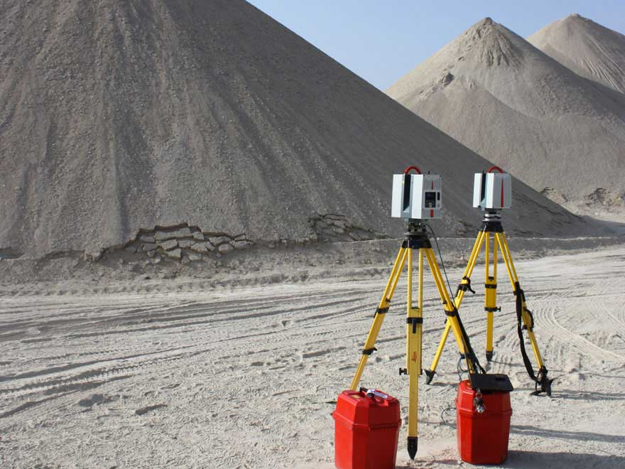 Laserscanner - Geoworks