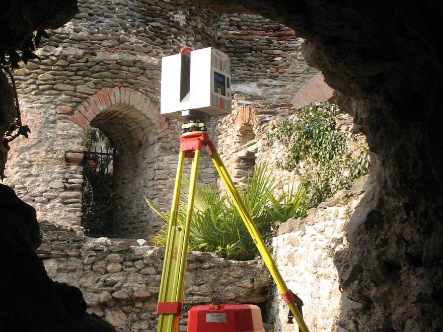 Servizi topografici - Archeologia